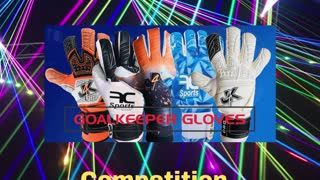 Free Goalkeeper Glove Competition