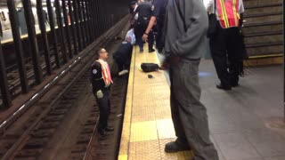 Subway Arrest - Video