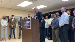 Florida Police Chiefs Support Trump