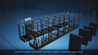Warehouse Data Center Solution