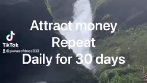 Attract wealth and money Affirmations