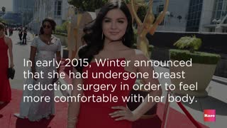 3. Ariel Winter | Rare Under 40 Awards - Video