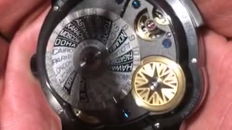 What does a $565,000 watch look like?
