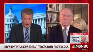Richard Haass On Border Situation