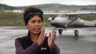Flying Wild Alaska: Ariel's First Solo Flight
