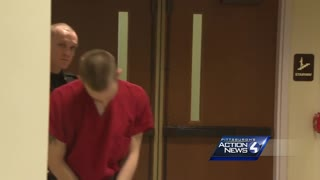 Raw Video: Man Denies Killing 4-Year-Old Butler County Boy - Video