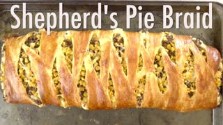 Shepherd's pie braid recipe - Video