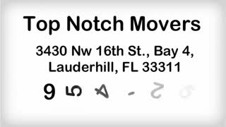 moving company Fort Lauderdale - Video
