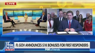 Ron DeSantis Gives Fox News 'Exclusive' For Elections Bill