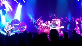 Rush Live in Concert @ The Gibson Amphitheater (YYZ)