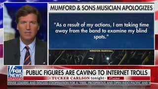 Tucker Carlson praises Piers Morgan