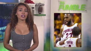 LeBron James Ready to SUE Over Beer Incident, Tristan Thompson Got a NEW Girl? - Video