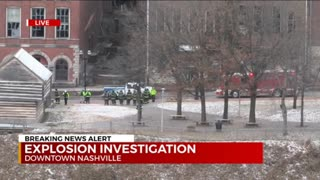 "Nashville Explosion - AT&T ""nondescript"" government building targeted, ie NSA data center"