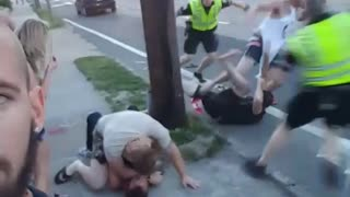 VA Beach Fight
