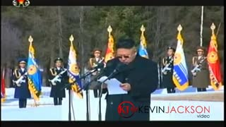 Obama Buttbalm North Korea - Video