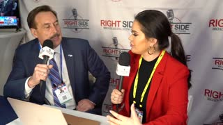 RSBN Interview with Mike Lindell from CPAC 2021 (UNEDITED VERSION)