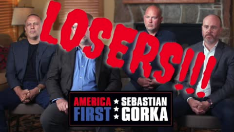 The Lincoln Project is done. Chris Buskirk on AMERICA First with Sebastian Gorka