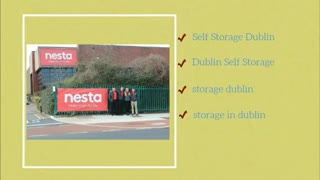 storage in dublin - Video