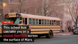 Lockheed Martin SchoolBus - Video