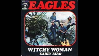 """MY VERSION OF """"WITCHI WOMAN"""" FROM THE EAGLES"""