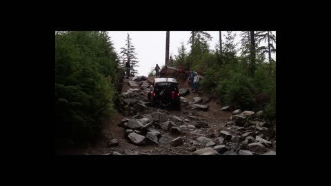 #Tahuya National Forest - Northridge 4x4