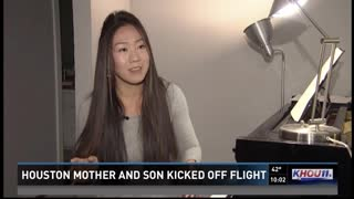 Mom Wanted to Breastfeed Her Toddler on Airplane Before Take Off. Then Attendants Kicked Her Off - Video