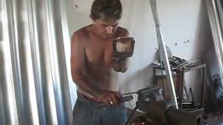 Locksmith with Just One Arm - Video