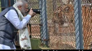 PM Modi turns photographer. Check out these photos