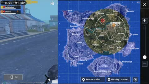 Tag Team Fight In Zombie Pubg Mode