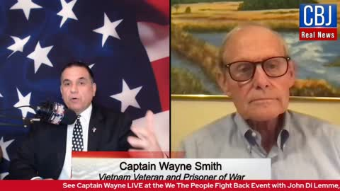 Vietnam Vet & POW Captain Wayne Smith Shares His Experiences