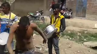 Funniest marriage dance in india  - Video