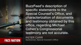 Schiff: Congress will 'absolutely' investigate claims raised in BuzzFeed report
