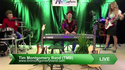 What we need is a little kindness - Let's spread some! Tim Montgomery Band Live Program #382