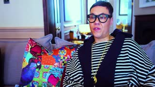 Gok Wan bares all part 3 - Video