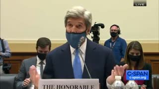 John Kerry Admits Chinese Solar Panels Made By Slave Labor From Uyghur Muslims