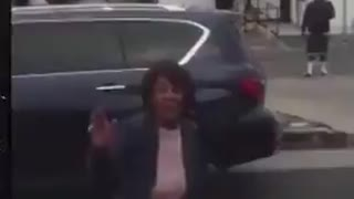 US Rep Maxine Waters seen interfering with police stop in California