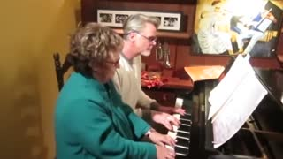 Christopher Gives His Piano Teacher A MAKEOVERGUY® Makeover