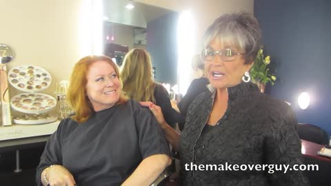 MAKEOVER! Sisters Honor Their Mom by Christopher Hopkins, The Makeover Guy®