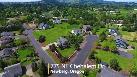 Gorgeous Storybook Home on Expansive Lot ~ Video of 775 NE Chehalem