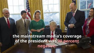 One Graph Shows Why Half of Americans Hate the Mainstream Media - Video