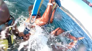 Dudes Get Dunked With Jellyfish