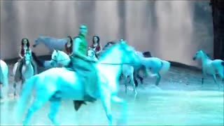 THE BEST! CAVALIA'S ODYSSEO GREAT SHOW IN BURBANK CALIFORNIA - Video
