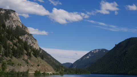 Time-Lapse Of The Lake With 'Earliest Remnants Of Life'