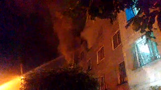 Este sábado se registró un incendio en Floridablanca - Video
