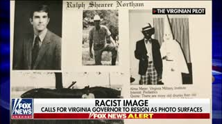 Virginia Governor Ralph Northam and the shocking racist yearbook image