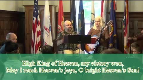 """Be Thou My Vision"" (Hymns For Believers) 2013"