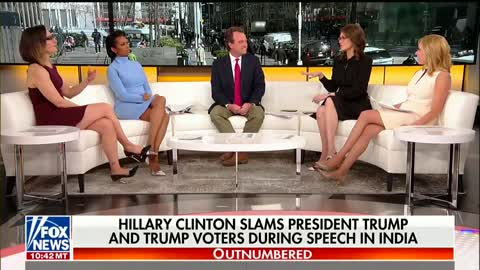 Fox Hosts Battle Over Whether Clinton Says More Controversial Things Than Trump