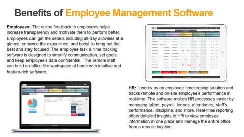 One Solution to Manage Unlimited Employees