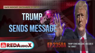 TRUMP SEND MESSAGE