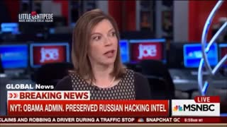 EVELYN FARKAS FORMER OBAMA OFFICIAL ADMITS_ WE SPIED ON TRUMP